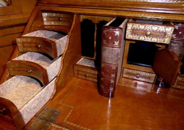 Antiquitäten Am Schwanenwall Tabernakel Sekretär Englisch Mit